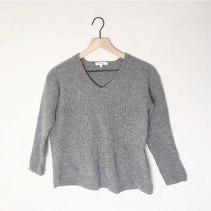 Madewell Crop Wool Sweater